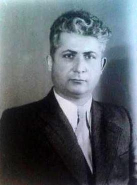 Qədimov Mobil Kərbalayı-əli oğlu (1958-1960-cı illər)